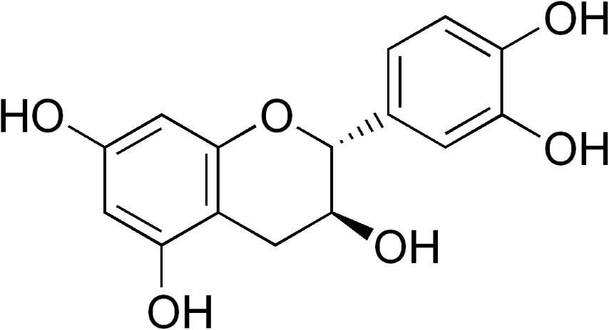 catechin molecule - Purity Chiropractic - Peregian Beach
