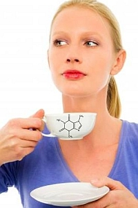 1. Women metabolize caffeine slower than men
