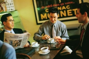 Caffeine Perks Up Men Quicker