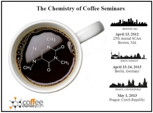 Coffee Science Seminars Coming to Europe 2013