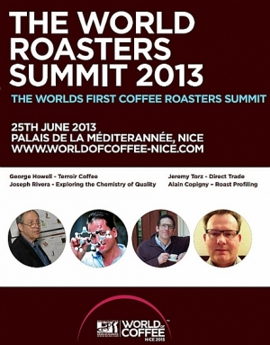 Chemistry of Quality: World Roasters Summit - Nice, France