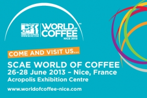Come See us at the World of Coffee 2013