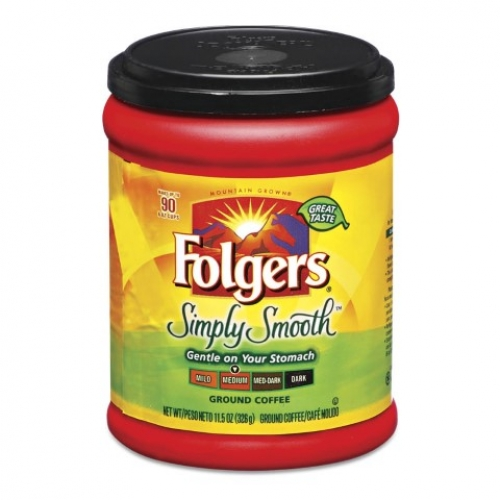 "Folgers Launches ""Stomach Friendly Coffee"""